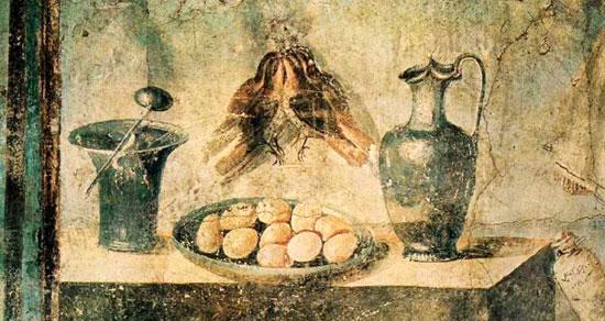 Sicurezza alimentare comunicazione scientifica for Cibi romani