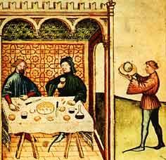 La letteratura gastronomica medievale