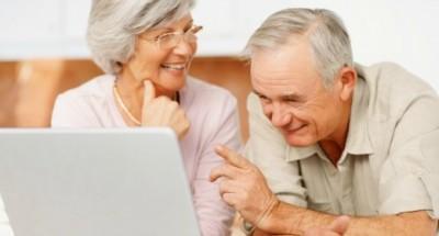 Sono più sani gli over 50 che usano Internet