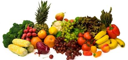 Allergie alimentare: frutta e verdura fra le principali responsabili