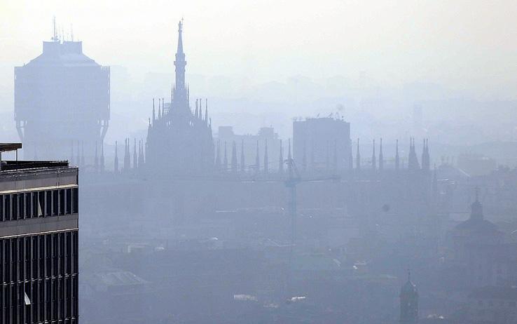 Ridurre i danni da smog grazie alla dieta mediterranea